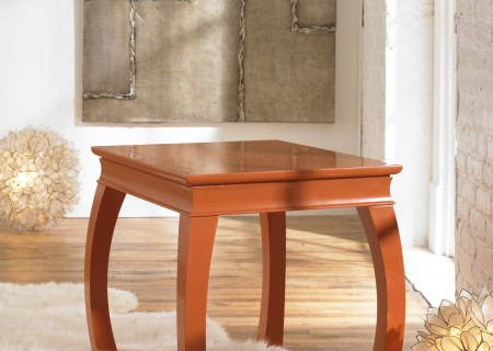 Tangerine_table